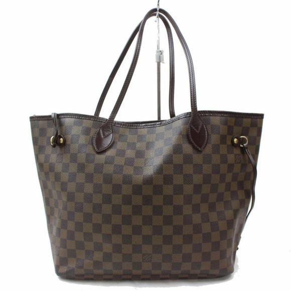 Louis Vuitton Handbags - Louis Vuitton Damier Ebene Neverfull MM 871378